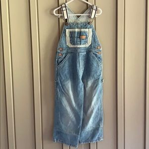 Genuine Kids from Oshkosh Overalls size 4T